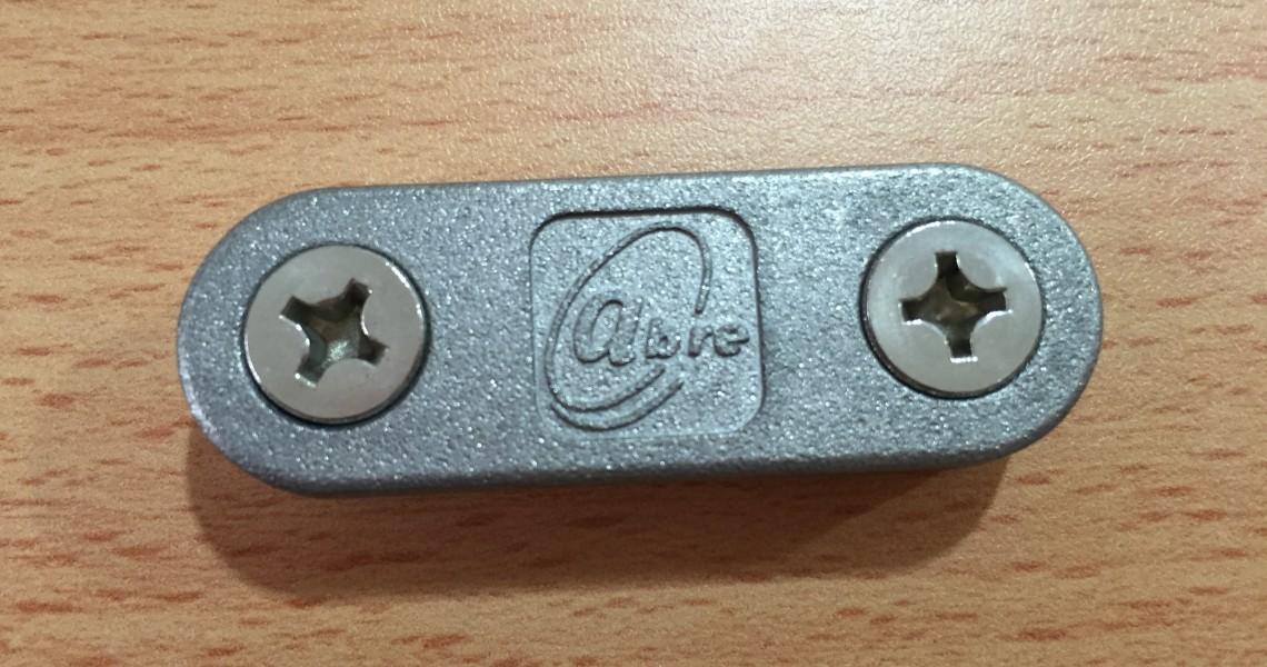 Aluminium DC Tape Clip